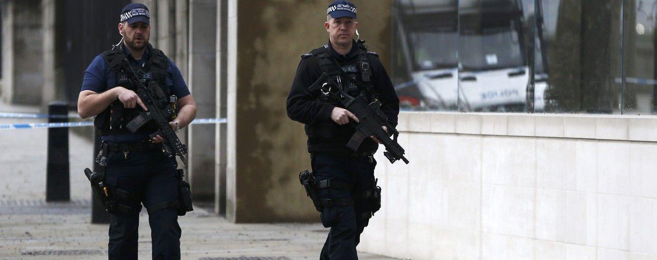 У Лондоні затримали чотирьох підозрюваних у підготовці терактів у Великій Британії