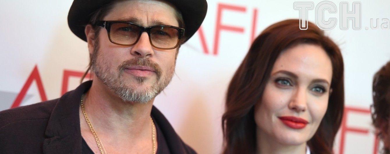 Анджелина Джоли и Брэд Питт окончательно договорились о разводе