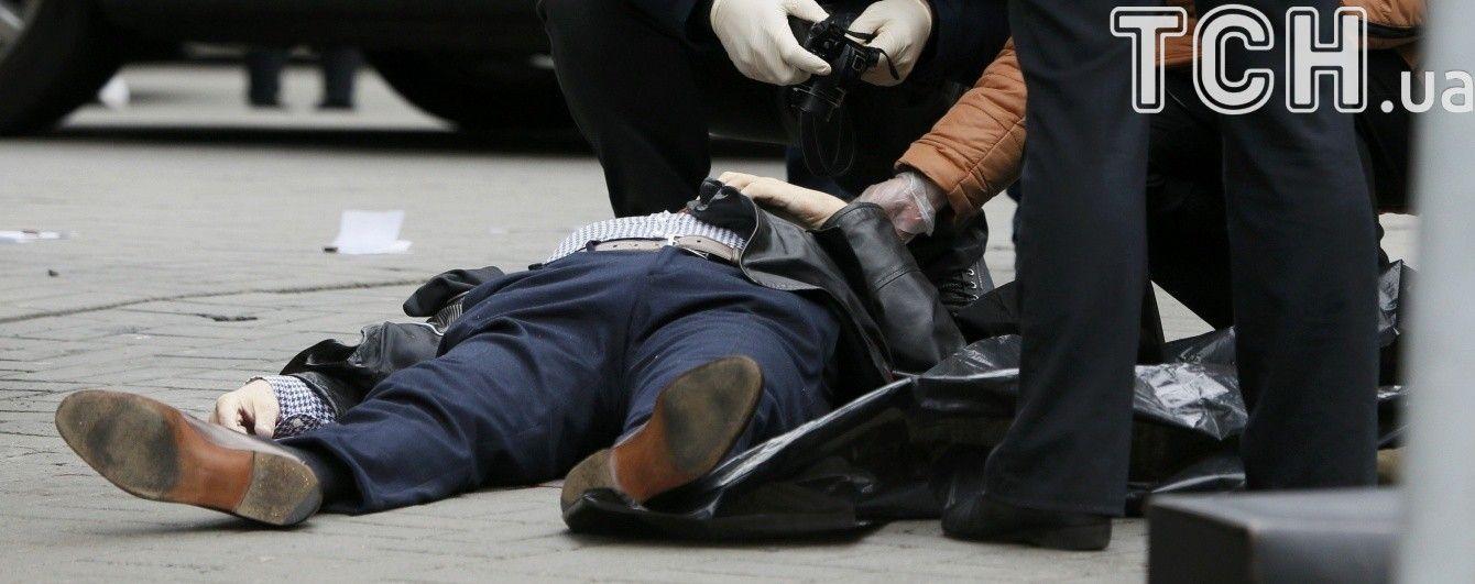 Геращенко показав останнє смс від Вороненкова, яке він отримав за дві хвилини перед його вбивством
