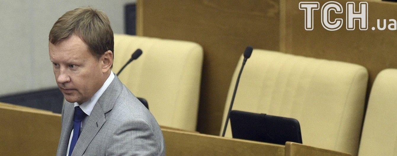 Замовник убивства Вороненкова перебуває у РФ і причетний до злочинних кіл – Луценко