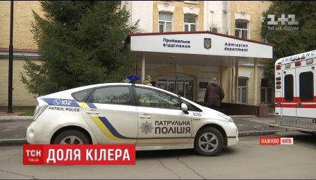 Підозрюваний у вбивстві Вороненкова помер у лікарні