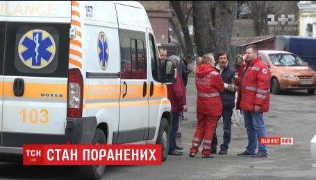 Близько 4 годин тривала операція охоронця Вороненкова