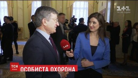 Охрана украинских депутатов: кто и сколько за нее платит