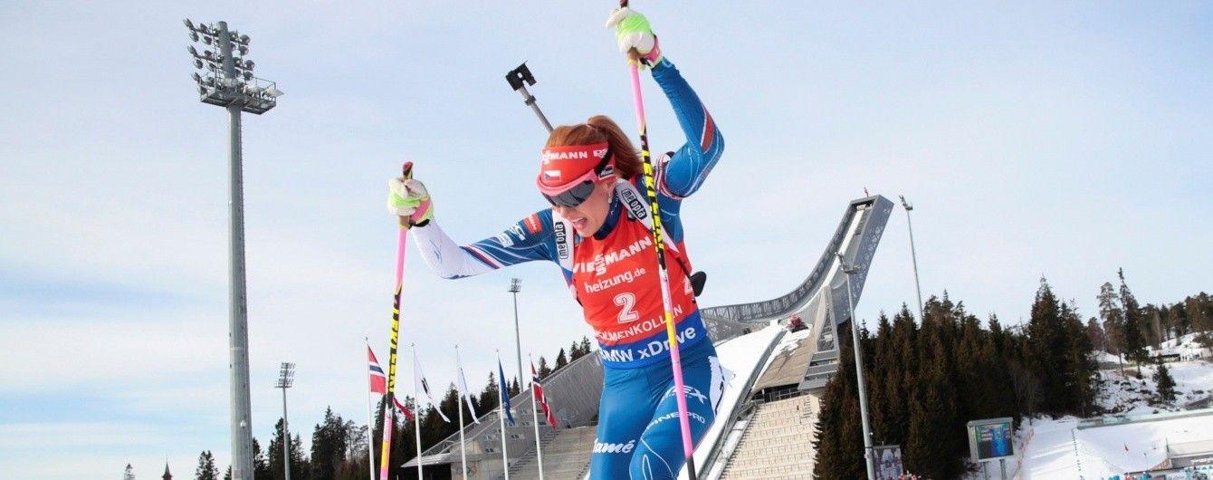 Одна з найкращих біатлоністок світу пропустить Олімпіаду-2018