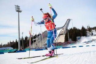 Лідерка світового біатлону бойкотуватиме змагання в Росії