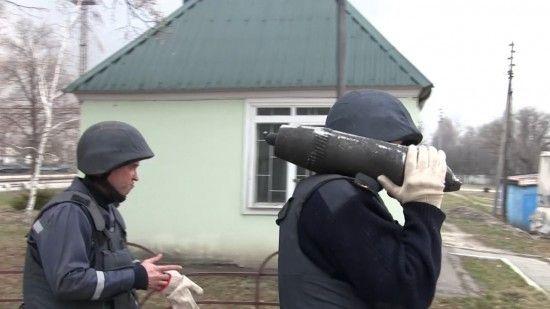 На військовому складі під Маріуполем поновилися вибухи