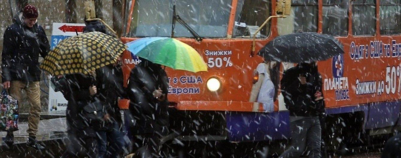 Синоптики сделали прогноз погоды на конец осени и начало зимы