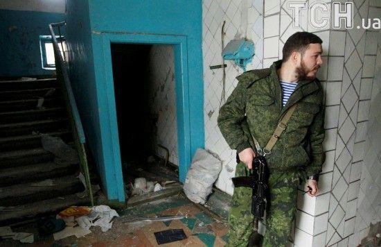 """Бойовики із """"важких"""" мінометів обстріляли українських військових в Опитному"""