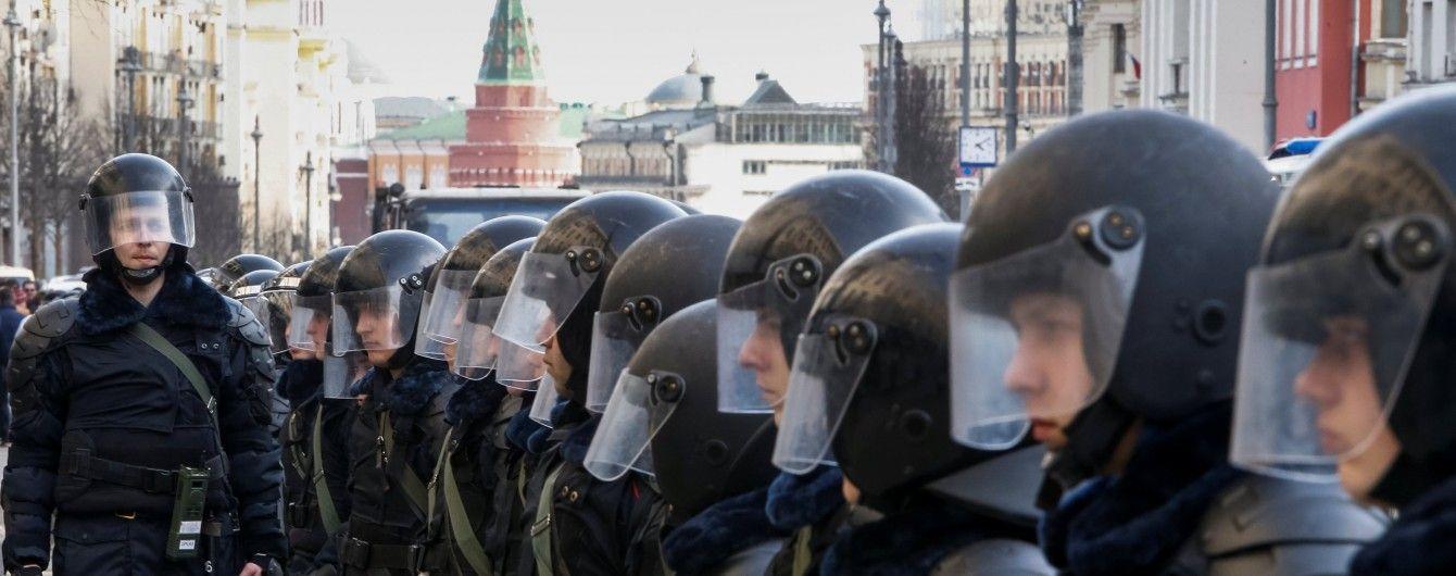 """В Москве эвакуировали сотни зданий из-за """"телефонного терроризма"""""""