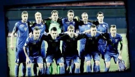 Хорватия - Украина - 1:0. Два разных тайма и первое поражение Андрея Шевченко