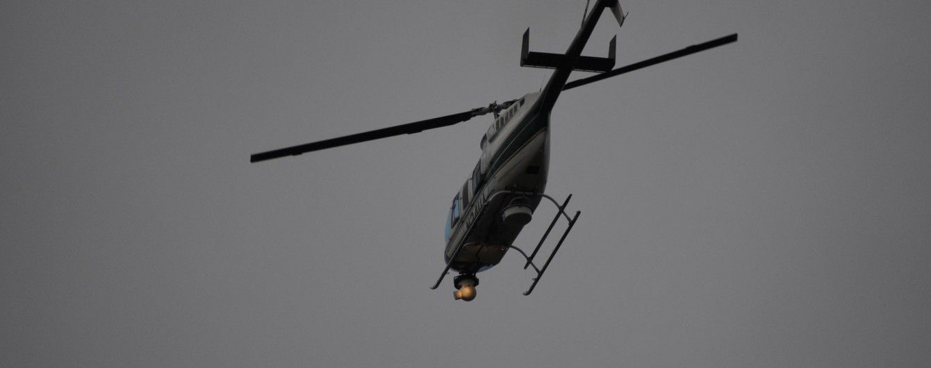 В Австрии разбился вертолет, есть погибшие