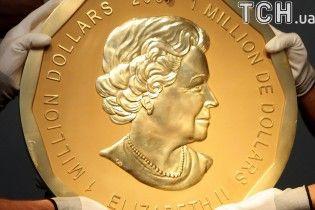 В Берлине из музея похитили 100 кг золотую монету стоимостью в несколько миллионов долларов