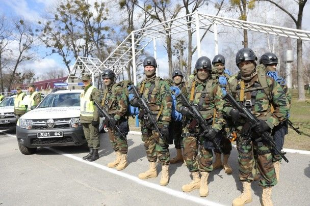 В Нацгвардии создали горно-патрульную роту, которая будет базироваться на Ивано-Франковщине