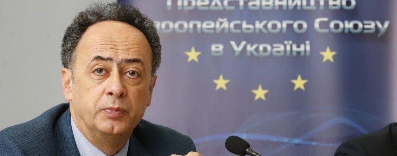 Верховная Рада тормозит реформы в Украине – глава представительства ЕС Мингарелли