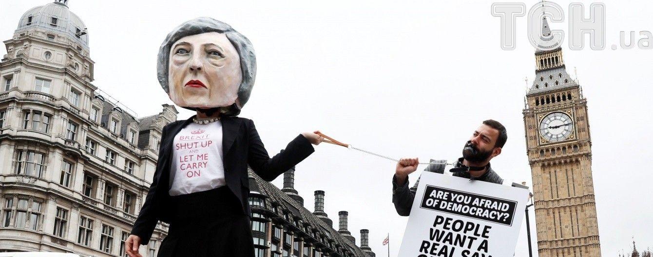 В Великобритании палата лордов поддержала право вето парламента относительно соглашения о Brexit