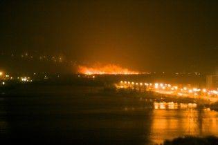 Пожежа на Осокорках може повторитися - ДСНС