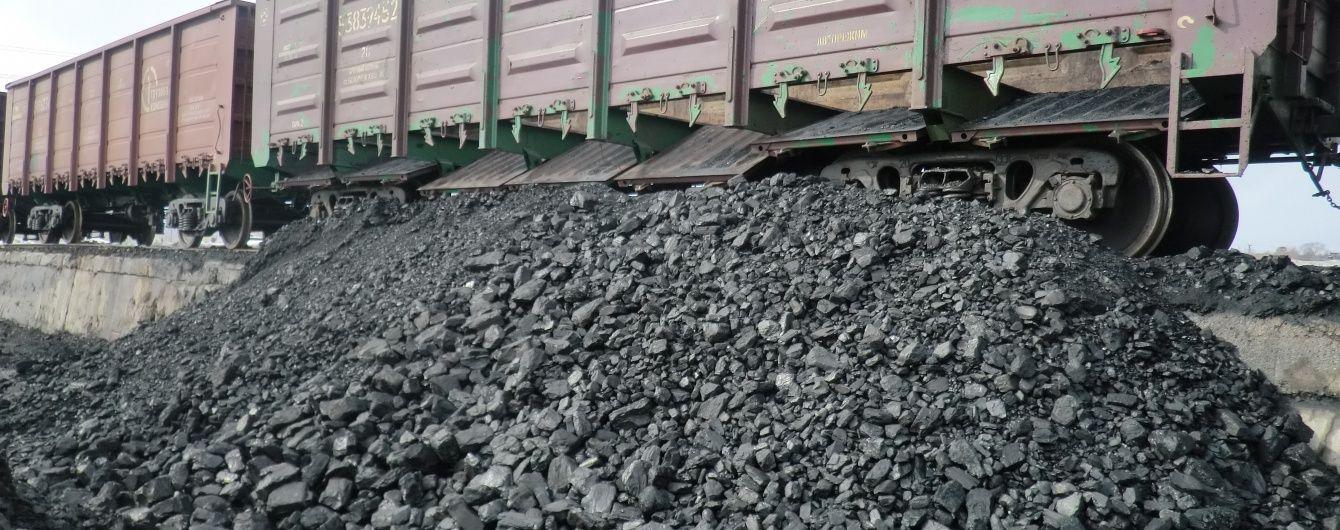 Україна на понад чверть скоротила споживання вугілля