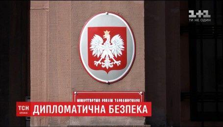 Польша доставит в Украину свою охрану для консульства