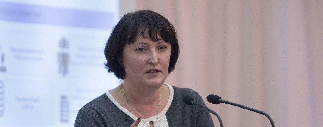 """""""Хоть сегодня"""": Корчак заявила, что готова уволиться из НАПК"""