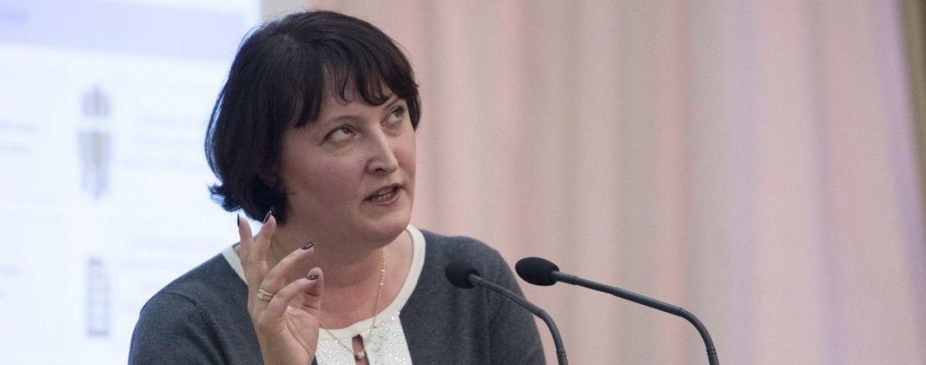 Голова НАЗК за неповні півроку отримала понад півмільйона гривень зарплати