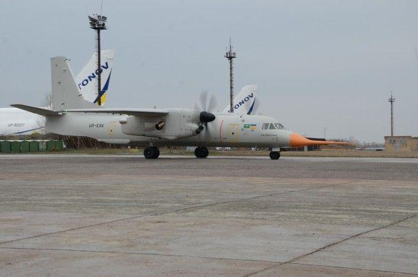 Подія міжнародного масштабу. Дивіться фото першого польоту українського літака Ан-132Д