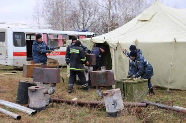 У Балаклії вилучили понад три тисячі вибухонебезпечних предметів
