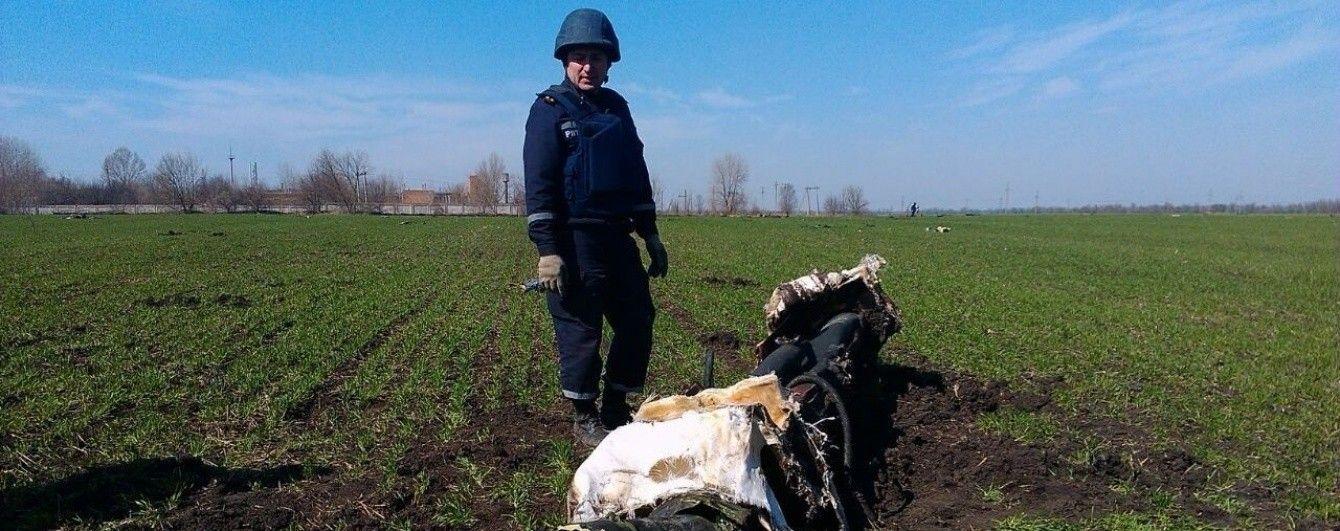Рятувальники розчистили від вибухівки всю Балаклію