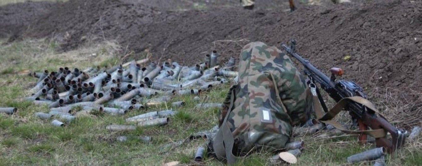 Обострение в зоне АТО: за сутки погибло двое украинских бойцов