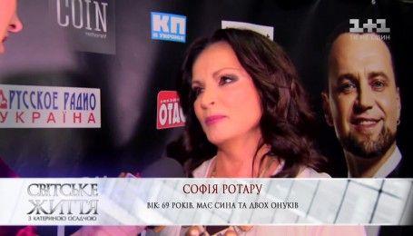 София Ротару о праздновании юбилея: Вот когда исполнится 30, тогда и подумаю!