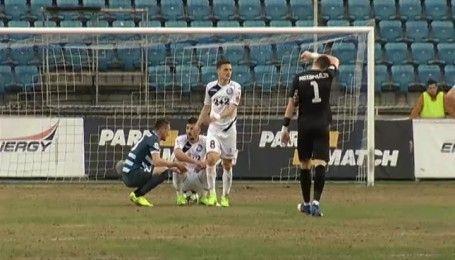 Черноморец - Олимпик - 0:0. Видео-анализ матча