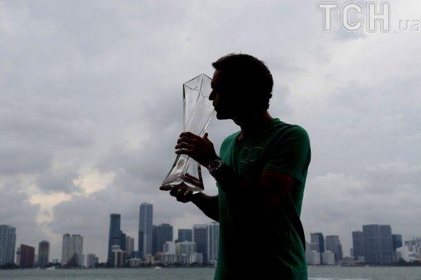 Возвращение короля. Как Федерер обыграл Надаля в финале турнира в Майами