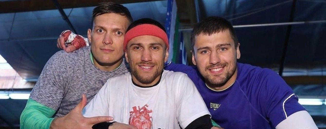 Усик посоветовал Ломаченко перейти в другую весовую категорию