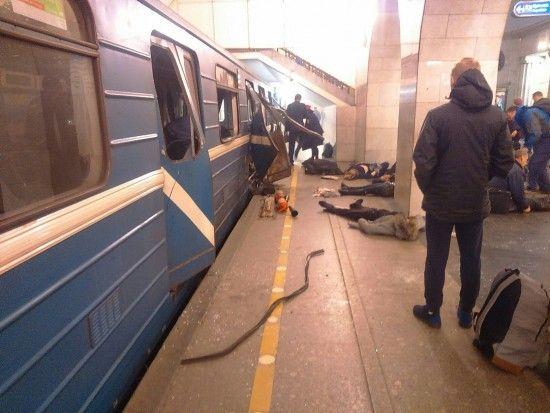 У РФ затриманий батько ймовірних організаторів теракту в Петербурзі