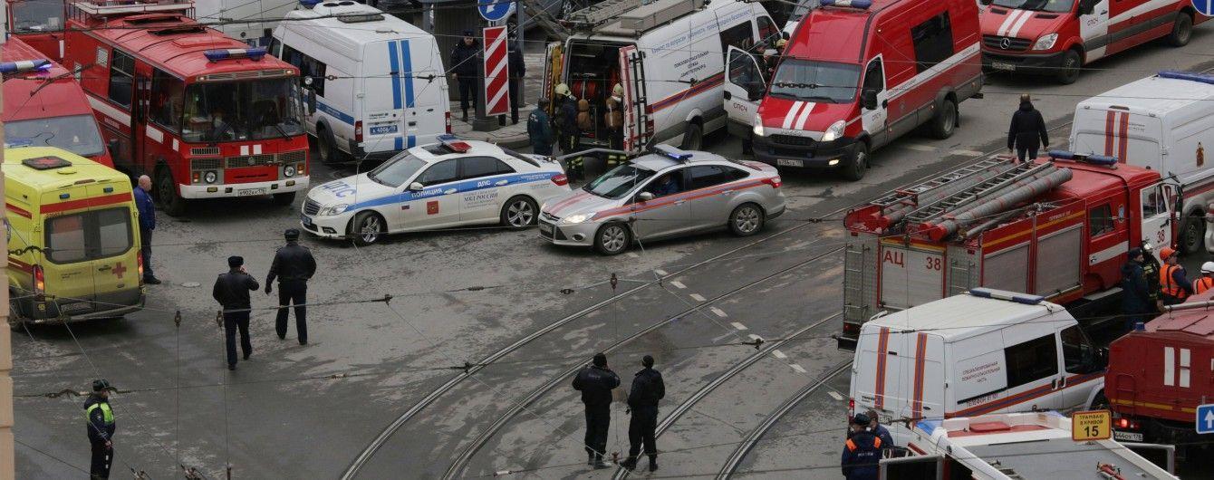 Стало відомо, хто фінансував теракт в метро Санкт-Петербурга
