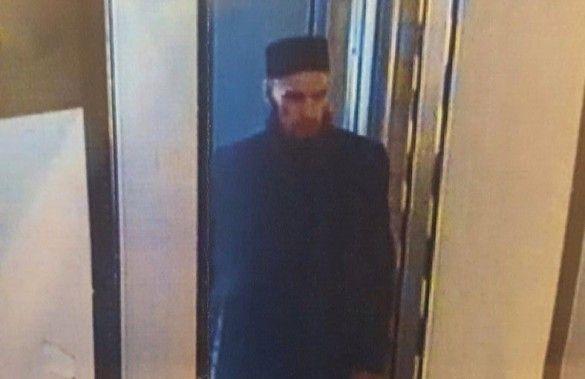 Ймовірний терорист у метро Санкт-Петербурга