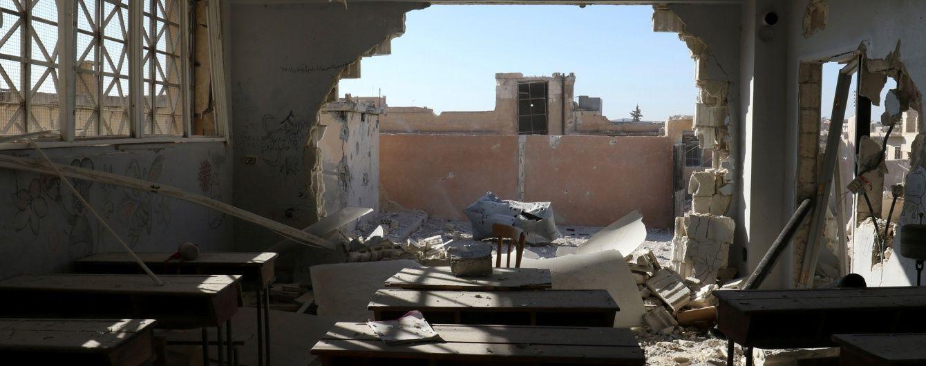 У Міноборони РФ знову відхрестилися від бомбардувань околиць сирійського Ідліба