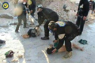 Сирийский Идлиб пострадал от газовой атаки: среди десятков погибших есть дети