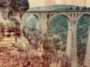 Неизвестная Турция. Мост Джеймса Бонда