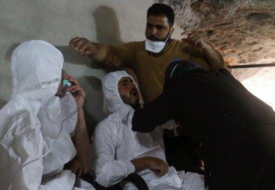 Росія наклала вето на продовження місії з пошуку хімічної зброї у Сирії