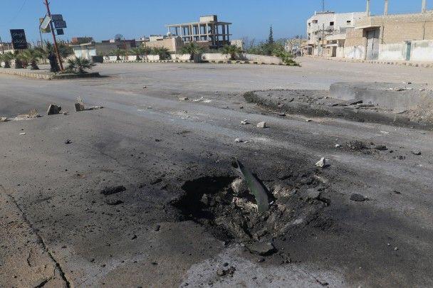 Правозащитники назвали, какое химическое оружие применили против сирийских людей