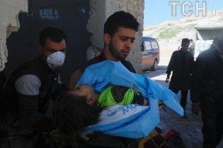 Нетаньяху заявив, що в Сирії залишилися десятки тонн хімзброї