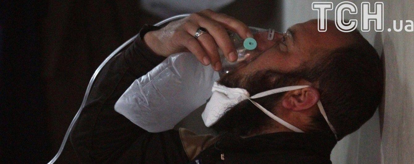 Беззаперечно: аналізи підтвердили використання зарину під час хіматаки у Сирії