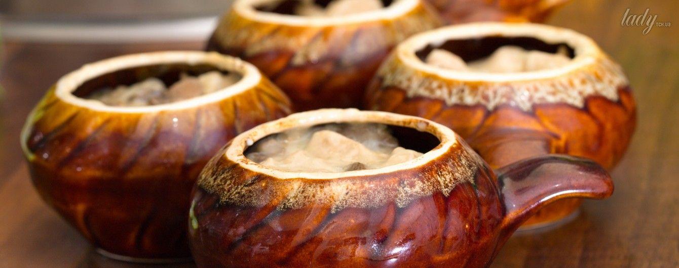 Какие блюда можно приготовить в горшочках