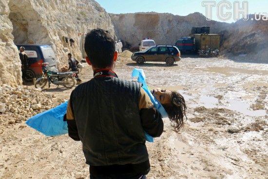 Смертоносна атака: у Сирії виявили ще один випадок використання хімічної зброї