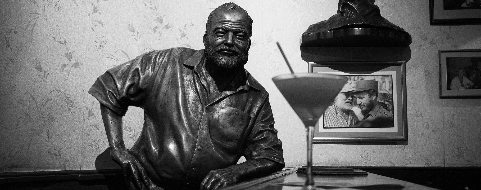 Ернест Хемінгуей Куба