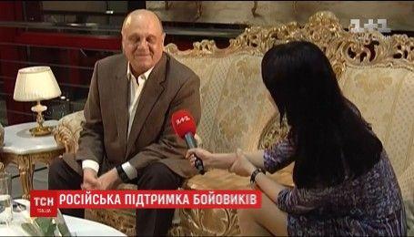 Режиссер и актер Владимир Меньшов передал миллион рублей на помощь боевикам Донбасса