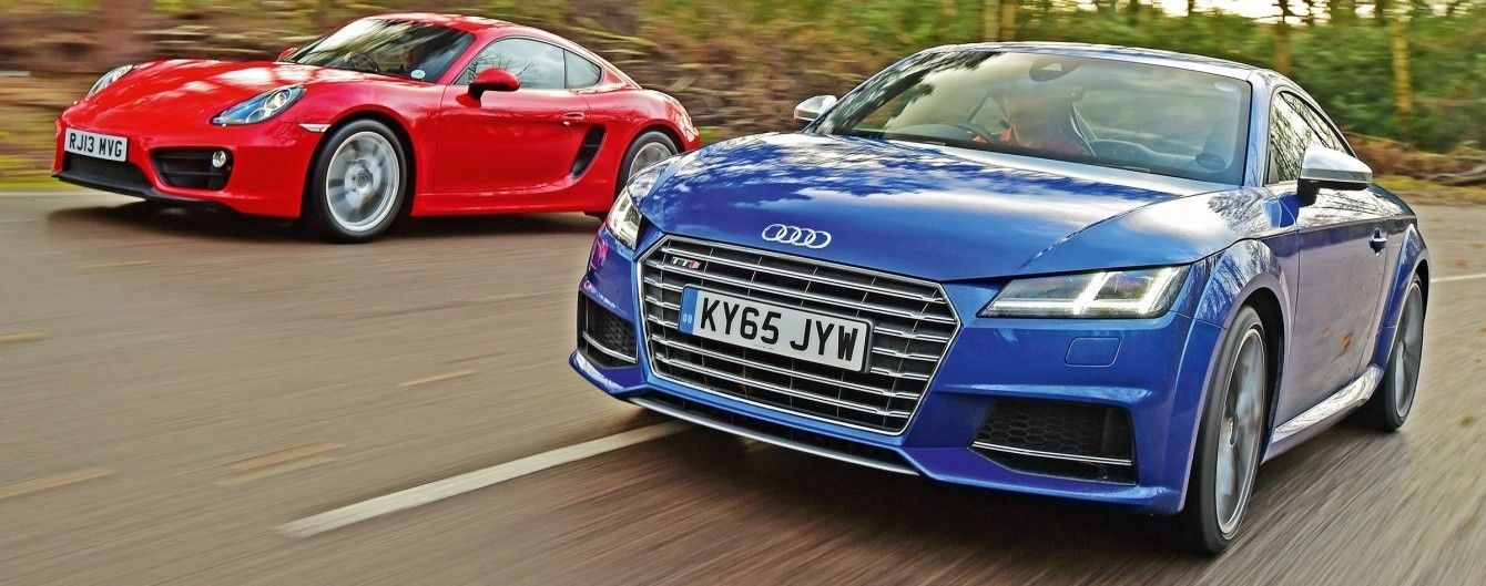 Audi и Porsche займутся совместной разработкой беспилотных автомобилей