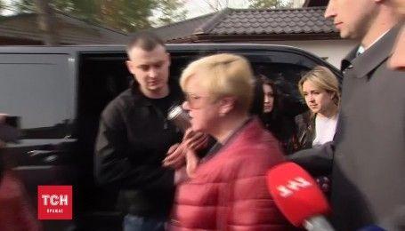«Мне ни за что не стыдно»: Что говорила Гонтарева во время встречи с активистами