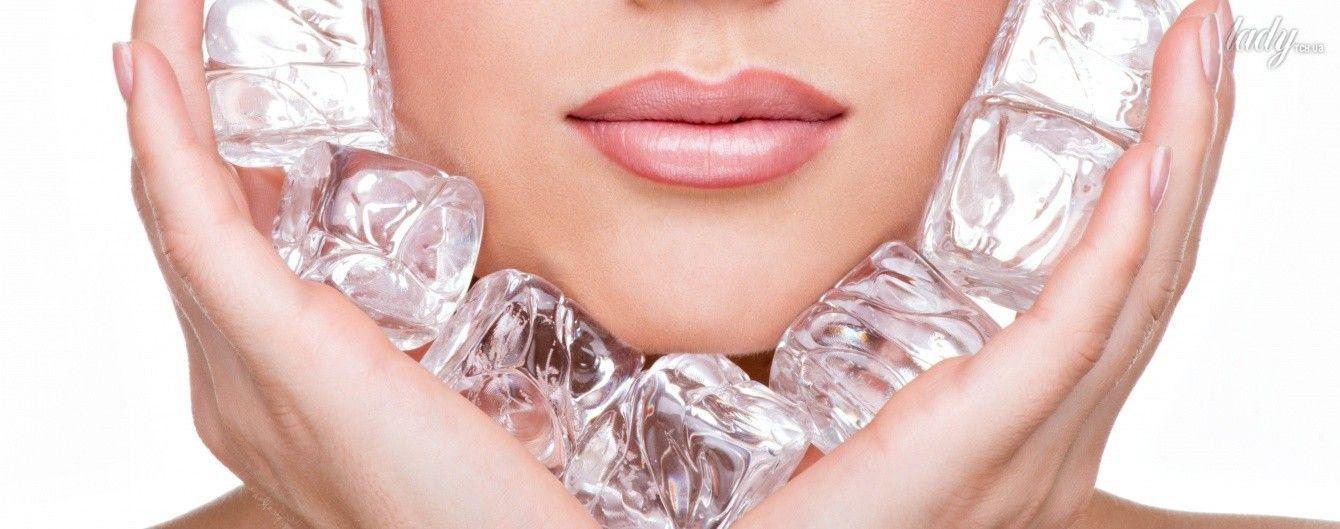 Лед для красоты кожи: советы для домашних процедур