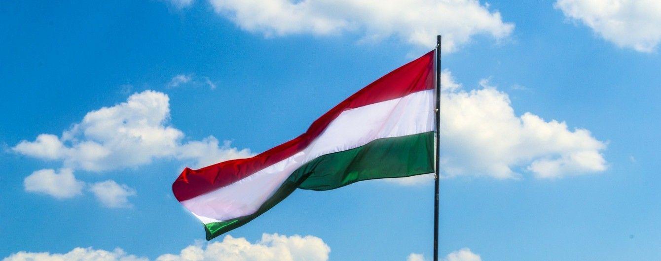 На Закарпатті зі школи для нацменшин було знято прапор Угорщини